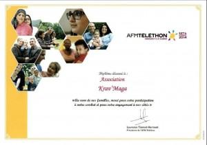 Diplome AKM - Téléthon 2014  (2)